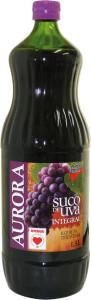 Suco de Uva Integral Aurora - 1,5 litros