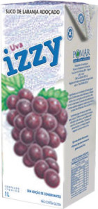 Suco de Uva Izzy - 1 litro
