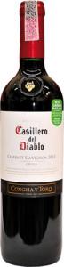 Vinho Casillero Del Diablo Concha y Toro - 750ml