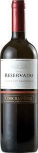 Vinho Chileno Reservado Concha y Toro - 750ml