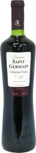 Vinho Saint Germain Cabernet - Francês