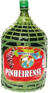 Vinho Tinto Pinheirense - 4,6 litros