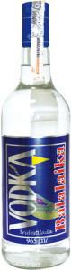 Vodka Balalaika - Tridestilada - 965ml