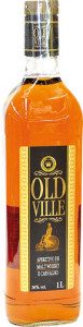 Whisky Old Ville - 1 litro