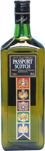 Whisky Passport Scotch - 1 litro