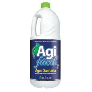 Água Sanitária Agi fácil 2L