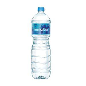 agua minaral minalba