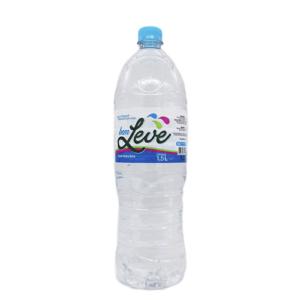 Água Mineral Bem Leve S/gás 1,5L