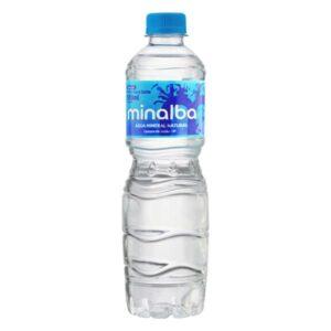 Água Mineral Minalba S/gás 510mL