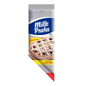 Cobertura Cremosa Milk Prata Sabor Requeijão 1,8Kg