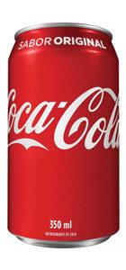 Refrigerante Coca Cola La 350ml