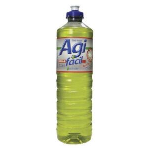 Detergente Líquido Agi fácil Fragrâncias 500mL