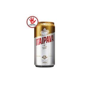 Cerveja Itaipava Pilsen lata 269mL