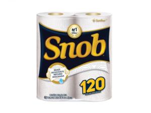 Toalha de Papel Snob com 2 rolos