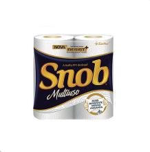 Toalhas de Papel Branca Snob 2un.
